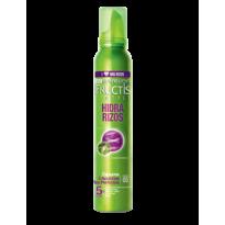 Espuma Garnier Fructis Style 5 acciones Rizos Perfectos 200 ml