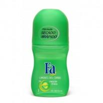 Desodorante Fa Limones del Caribe 50 ml