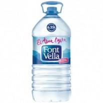 Agua Font Vella 6.25 litros