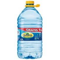 Agua Fuente Liviana 6 litros