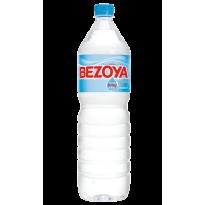 Agua bezoya 1.5 litros