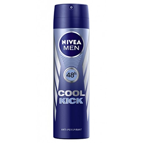 Desodorante Nivea Spray Cool Kick 200 ml