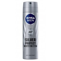 Desodorante Nivea Spray Silver Protect 200 ml