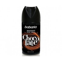 Desodorante Babaria Spray Chocolate 150 ml