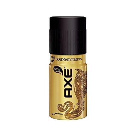 Desodorante Axe Spray Gold Templation 150 ml