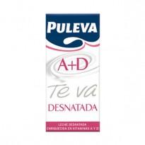 Leche Puleva Desnatada brick 1 litro