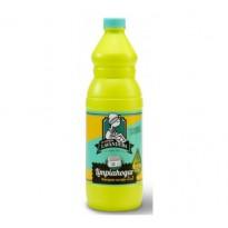 Lejía La Antigua Lavandera Limón 1.5 L con detergente