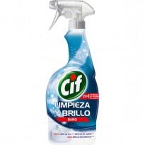 Limpiador Cif Baño Spray 750 ml