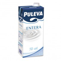 Leche Puleva Entera brick 1 litro