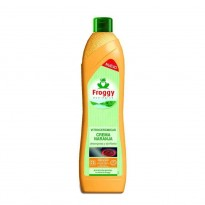 Limpiador Vitro Froggy Crema Naranja Spray 500 ml