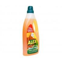 Limpiador Jabonoso Alex 1 L