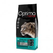 OPTIMA NOVA CAT STERILISED 2 KG.