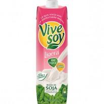 Bebida Soja Vive Soy Ligera 1 litro