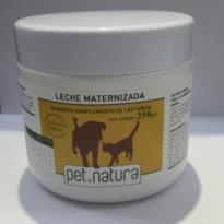 Leche Perros y Gatos PetNatura 250 Gramos