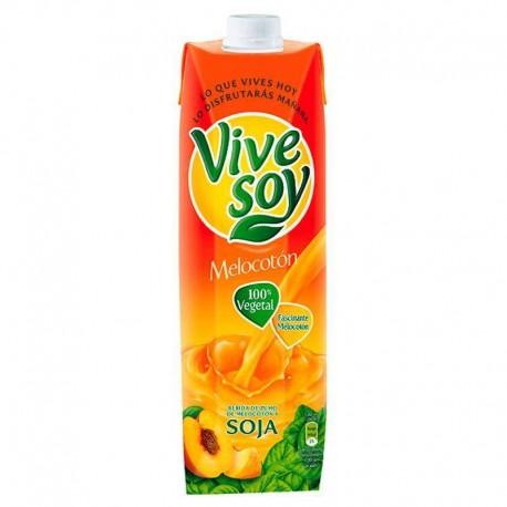 Vive Soy Melocotón 1 litro