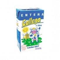 Leche Solar Entera Galicia brick 1 litro
