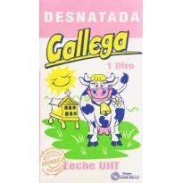 Leche Solar Desnatada Galicia brick 1 litro