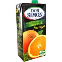 Zumo Don Simon Naranja 1 litro
