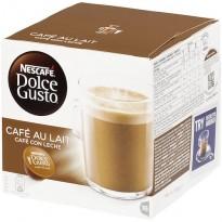 Dolce gusto café con leche x 16