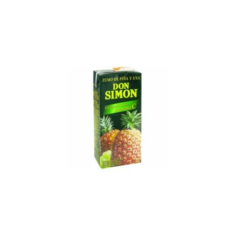 Zumo Don Simón Piña y Uva 1 litro