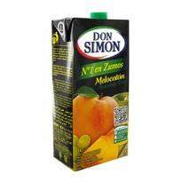 Zumo de Melocotón Uva Don Simon 1 litro
