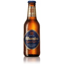 Alhambra s/alcohol 33 cl.