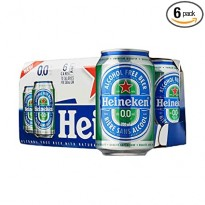 Heineken 33 cl. sin alcohol