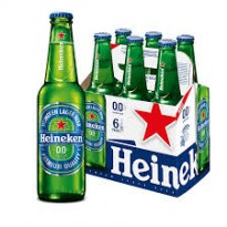 Heineken 25 cl. sin alcohol pack 24