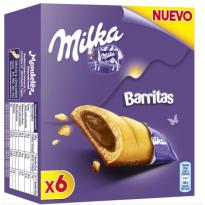 GALLETA BARRITA MILKA - AL570