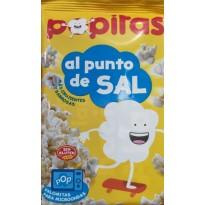 POPITAS BAJO EN SAL SIN GLUTEN 100 G - AL635