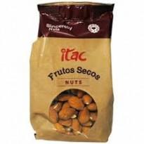 Almendra Borges Tostado Piel con Sal 180 gramos
