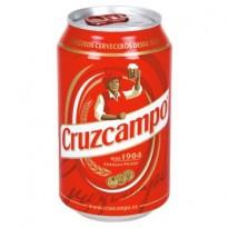Cruzcampo 330 ml