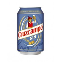 Cruzcampo Sin Alcohol 330 ml