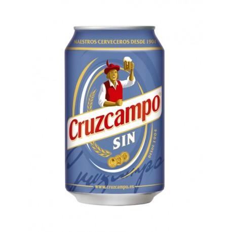 Cruzcampo Sin Alcohol 330 ml