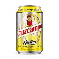 Cruzcampo Radler 330 ml