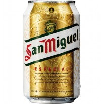 San Miguel 330 ml
