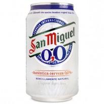 San Miguel 0,0 (330 ml)