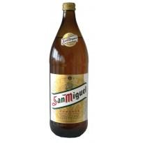 San Miguel 1 litro