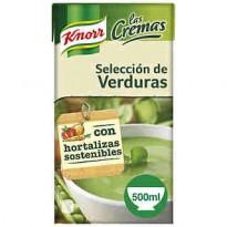 Crema Knorr Selección Verduras 500  gramos