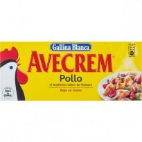 Caldo Avecrem Pollo 15 Pastillas  150 gramos