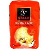 Pan Rallado Gallo 500 gramos
