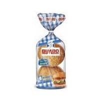 Pan Burguers Bimbo 4 unidades 220 gramos
