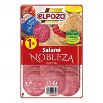 Elpozo Salami Nobleza 85 gramos