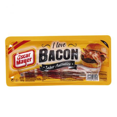 Bacon Óscar Mayer 150 gramos