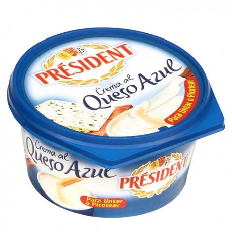 Crema President Azul 125 gramos