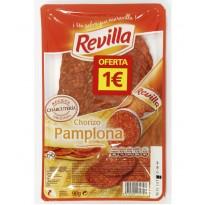 Chorizo Revilla Pamplona 85 gramos