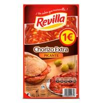 Chorizo Revilla Picante 85 gramos