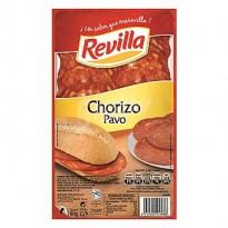 Revilla Chorizo de Pavo 80 gramos