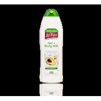 La Toja Body Milk 650 ml