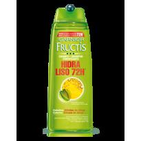 Champú Garnier Fructis Hidra Liso 72 horas 300 ml